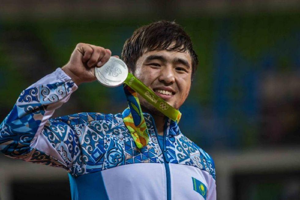 олимпийские чемпионы казахстана в рио фото хотите