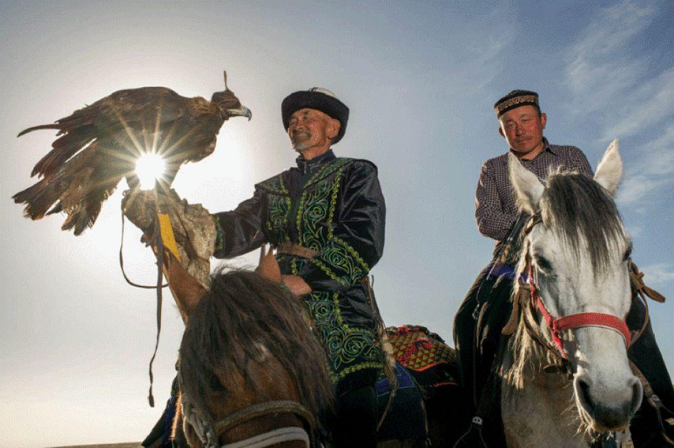 Картинки о обычаях казахстана